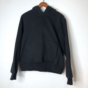 Opening Ceremony Basic Black Sweatshirt HAS SPOT